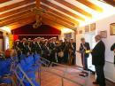 Inaugurazione nuova sede Banda Cassine