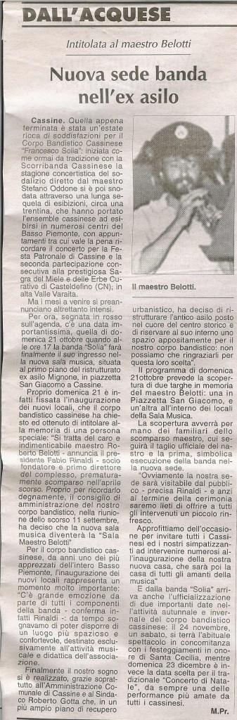 """da """"L'Ancora"""" - 7 ottobre 2007"""