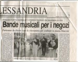 """da """"Il Piccolo"""" 14 marzo 2003"""