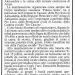 Presentazione VI Scorribanda Cassinese