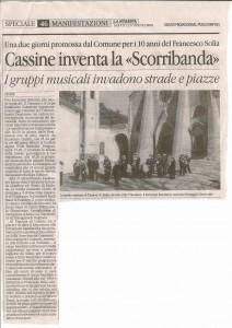 """da """"La Stampa"""" 23 giugno 2001"""