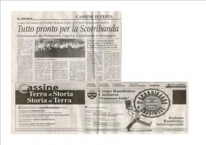 """da """"Il Piccolo"""" 22 giugno 2001"""