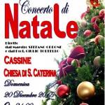 Domenica 18 dicembre il Concerto di Natale a chiusura del 25° anno di costituzione