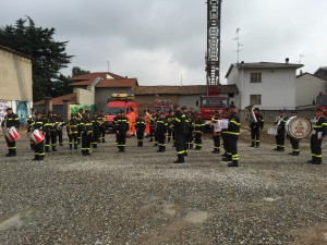 Corpo Musicale Pompieri di Magenta (MI)