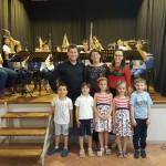 Un mese di giugno ricco di eventi per il Corpo Bandistico Cassinese, tra saggio allievi, scorribanda e trasferta in provincia di Rimini